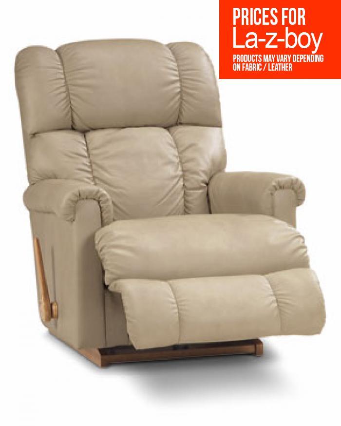 Long Furniture Rainbow City Al La Z Boy Leather Pinnacle Recliner