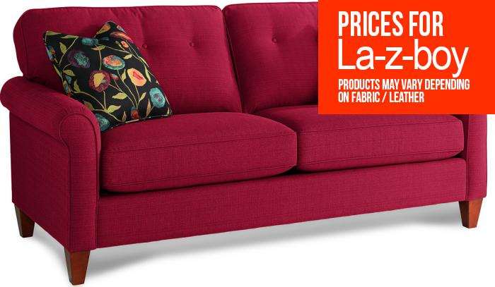 Long Furniture Rainbow City Al La Z Boy Laurel Sofa