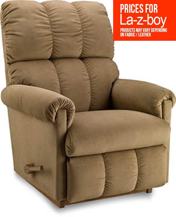 Long Furniture Rainbow City Al La Z Boy Vail Recliner Brown