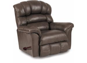Superior La Z Boy Leather Crandall Recliner